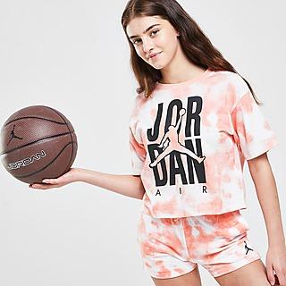 Jordan camiseta Graphic Tie Dye júnior