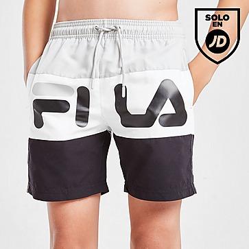 Fila Sully Colour Block Swim Shorts Junior