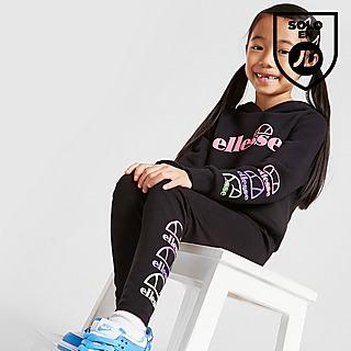 Ellesse conjunto sudadera/leggings Sufeno infantil