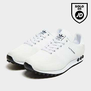 adidas La Trnr Wv Wht/gry/blk$