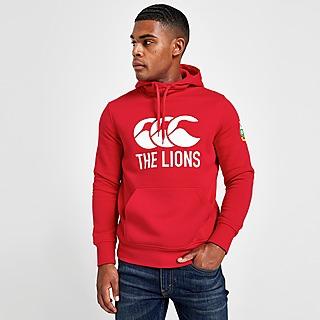 Canterbury British & Irish Lions 2021 Logo Hoodie