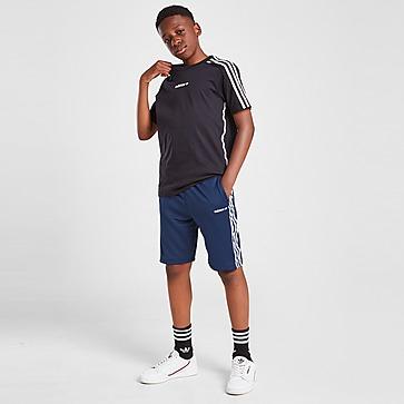 adidas Originals pantalón corto 3-Stripes Tape júnior