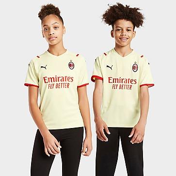 Puma AC Milan FC 2021/22 Away Shirt Junior