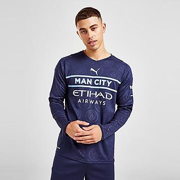 Puma Manchester City FC 2021/22 Long Sleeve Third Shirt
