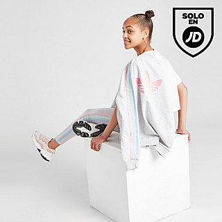adidas Originals chaqueta de chándal Tricolour 3-Stripes SS júnior