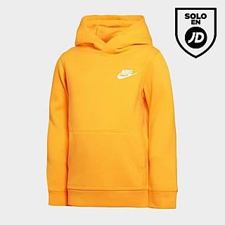 Nike sudadera con capucha Club infantil
