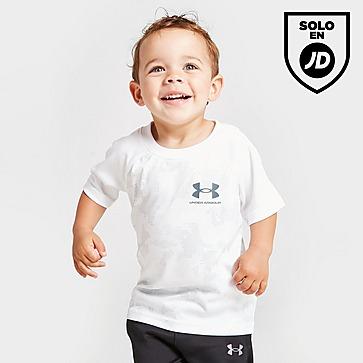 Under Armour camiseta Camo Tech para bebé