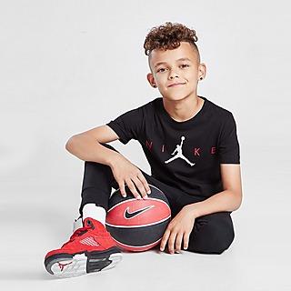Jordan camiseta Jumpman Graphic infantil