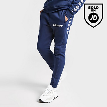 adidas Originals pantalón de chándal Repeat Trefoil júnior