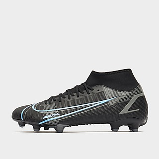 Nike Black x Prism Mercurial Superfly MG Football Boots