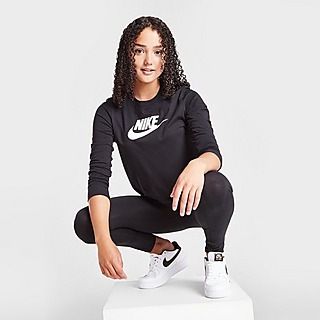 Nike camiseta de manga larga Futura júnior