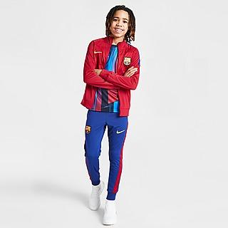 Nike FC Barcelona Academy Pro Tracksuit Junior