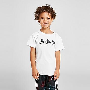adidas Originals camiseta Mickey infantil