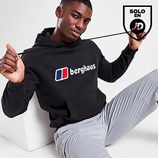 Berghaus Over The Head Logo Hoodie