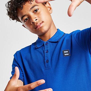 BOSS Essential Short Sleeve Polo Shirt Junior