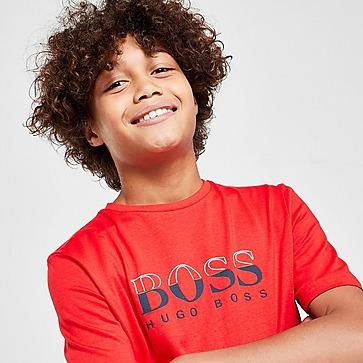 BOSS Essential Logo T-Shirt Junior
