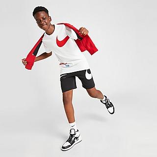 Nike camiseta Swoosh júnior
