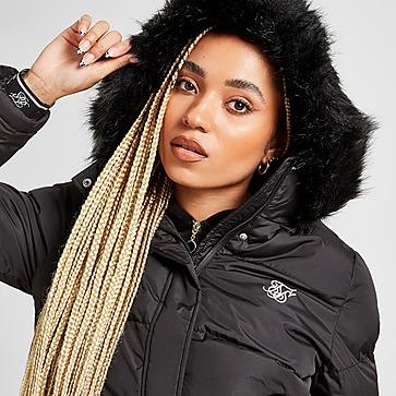 SikSilk chaqueta Padded Fur