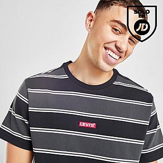 Levis camiseta Baby Tab Stripe