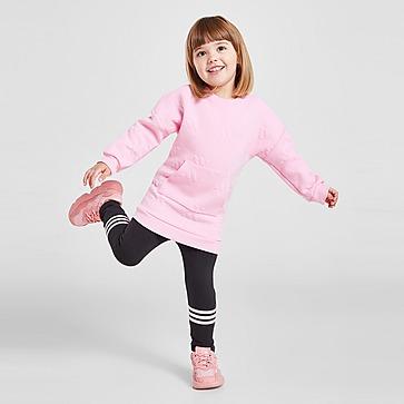 adidas conjunto sudadera/leggings Sport para bebé
