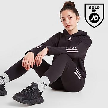 adidas conjunto sudadera/leggings Badge of Sport júnior