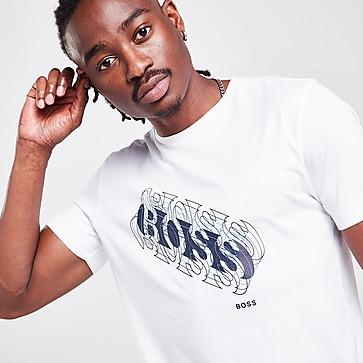 BOSS camiseta 3D Logo