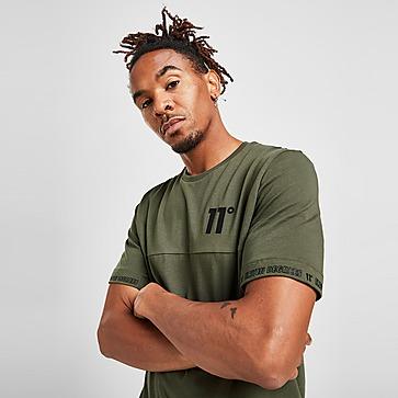 11 Degrees camiseta Tape