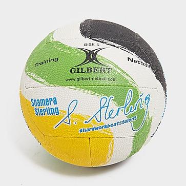 Gilbert balón de netball Shamera Sterling Signature