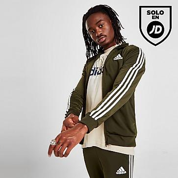 adidas chaqueta de chándal Badge of Sport 3-Stripes Poly