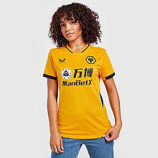 Castore Wolverhampton Wanderers 2021/22 Home Shirt Women's