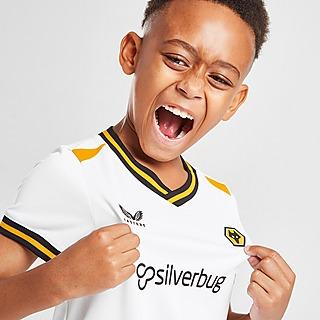 Castore Wolverhampton Wanderers 21/22 Third Kit Children