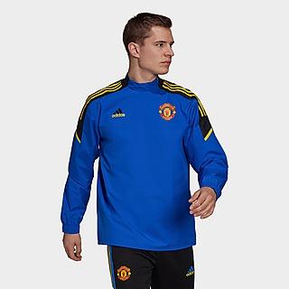 adidas Sudadera Manchester United Condivo Hybrid