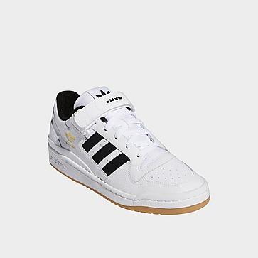 adidas Forum Lo Wht/blk/gum