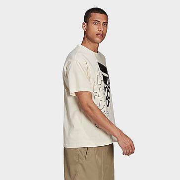 adidas Camiseta Essentials Logo (Género neutro)