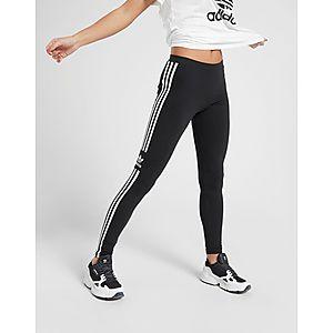 the best attitude 7fc06 982f8 ... adidas Originals 3-Stripes Trefoil Leggingsit Naiset
