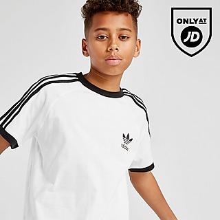 adidas Originals California T-Paita Juniorit