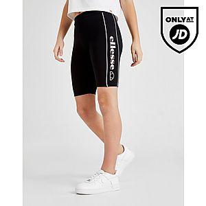 on sale e5a47 5d0fb Ellesse Girls  Alexus Cycle Shorts Junior ...