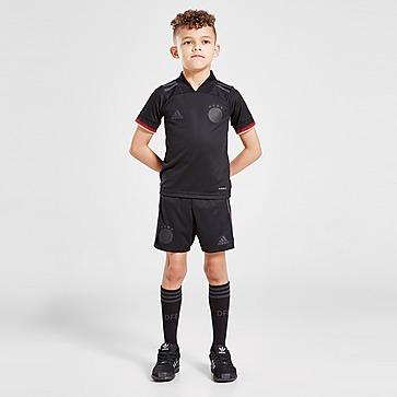 adidas Germany 2020/21 -vieraspelisetti Lapset