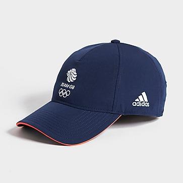 adidas Olympics Great Britain -lippalakki