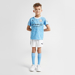 PUMA Manchester City FC 2020/21 -kotisetti Lapset