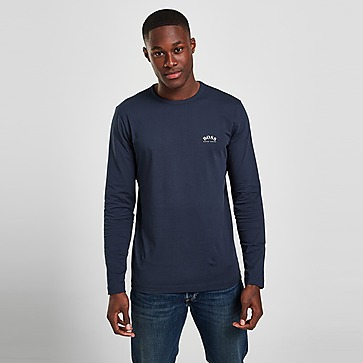 BOSS Small Curve Logo Long Sleeve T-Shirt