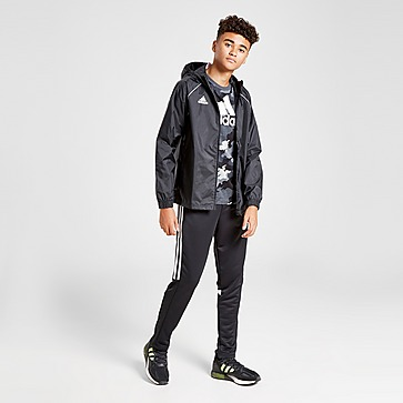 adidas Core 18 -sadetakki Juniorit