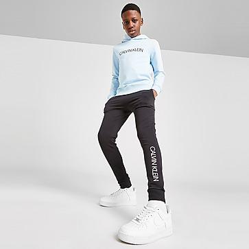 Calvin Klein Institutional Logo Joggers Junior