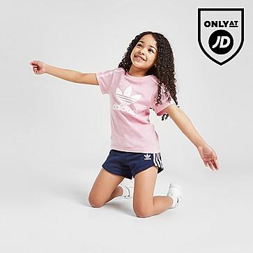 adidas Originals T-paita ja shortsit Lapset