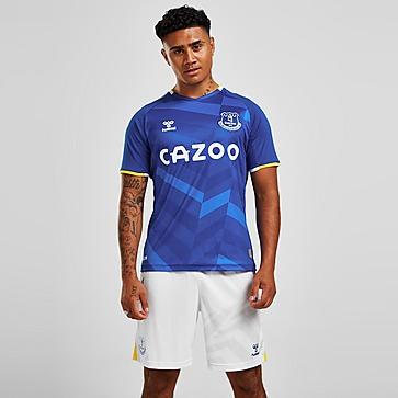 Hummel Everton FC 2021/22 -kotipelishortsit Miehet