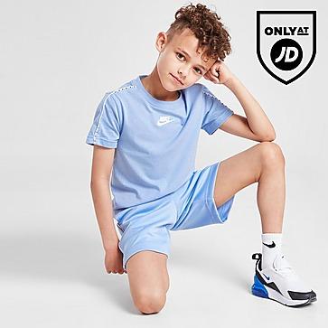 Nike T-paita ja shortsit Lapset