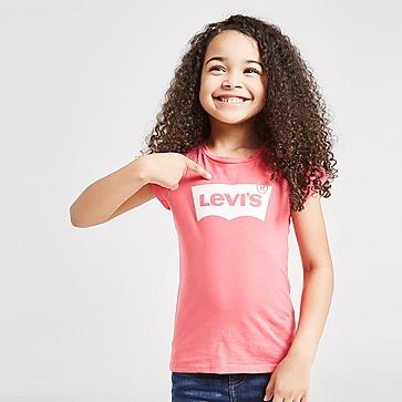 Levis Girls' Batwing T-Shirt Children