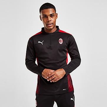 PUMA AC Milan Quarter-Zip Training Top