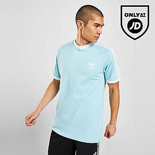 adidas Originals California 3-Stripes -t-paita Miehet