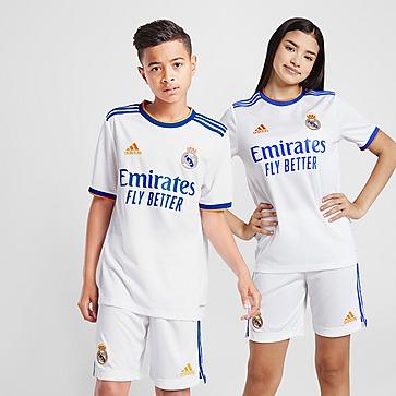 adidas Real Madrid 2021/22 -kotipelipaita Juniorit
